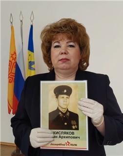 Кисляков Иван Архипович