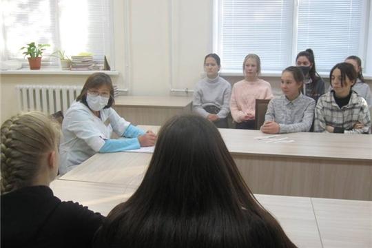 Актуальный разговор на тему «Стиль жизни - здоровье» с участием врача-нарколога Галины Степановой