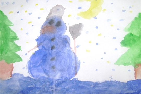 Итоги конкурса детских рисунков «Новогоднее волшебство»