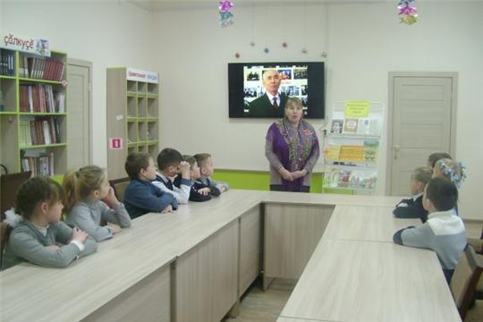 Поэтический час «Чунра шараннă йеркесем», посвященный 80-летию Юрия Семендера