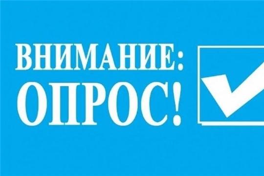 Опрос пользователей муниципальных библиотек Чувашской Республики