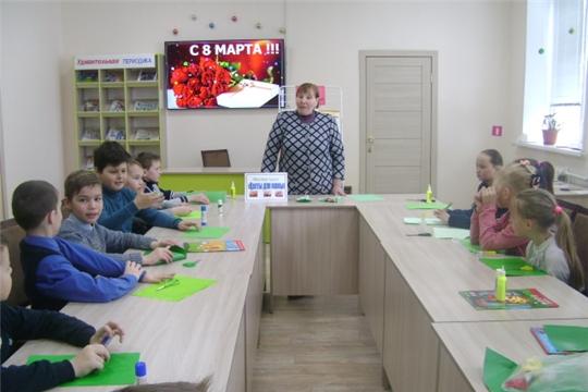 Мастер класс «Цветы для мамы»