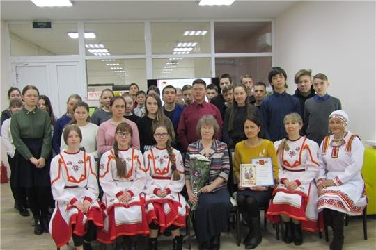 Мероприятия к 150 – летию создания новой чувашской письменности