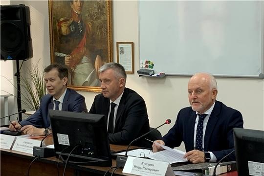 Подписано соглашение о сотрудничестве и совместной деятельности между ТПП Чувашской Республики и АУ «Центр энергосбережения» Минпромэнерго Чувашии
