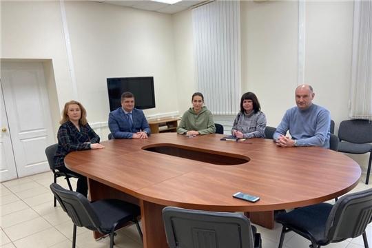 Представители АУ «Центр энергосбережения» Минпромэнерго Чувашии посетили Казань с рабочим визитом