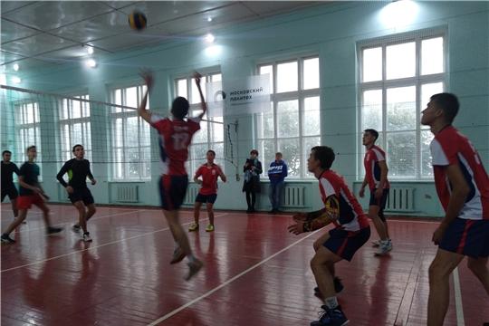 Волейбол - игра для активных ребят