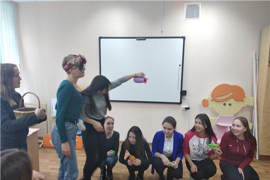 Деловая игра со студентами «Скороговорки-языколомки»