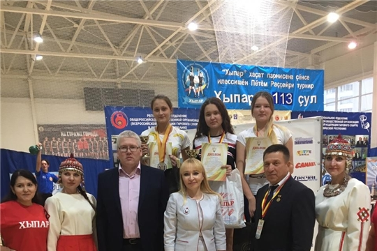 Студенты колледжа победители Всероссийских соревнований по гиревому спорту  на призы газеты «Хыпар»