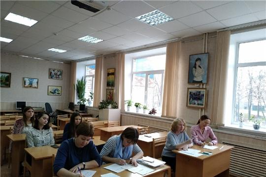 В Чебоксарском профессиональном колледже им. Н.В. Никольского  состоялся отборочный этап Республиканского конкурса чтецов