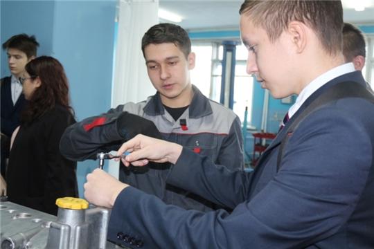 «Профессиональная среда»: столичные школьники продолжают знакомство с профессиями