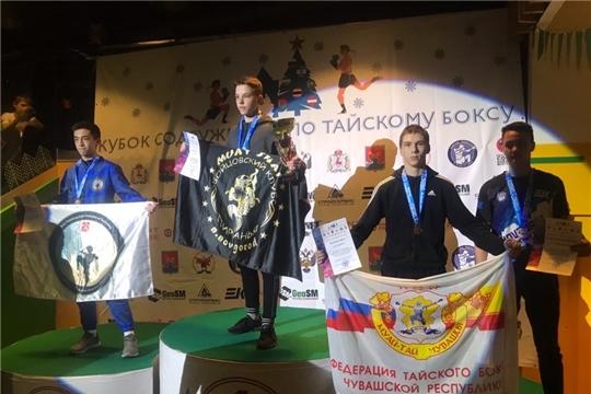 Студент колледжа стал бронзовым призером по тайскому боксу