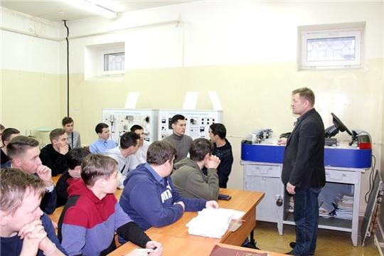 Практико-ориентированные занятия в Чувашской ГСХА