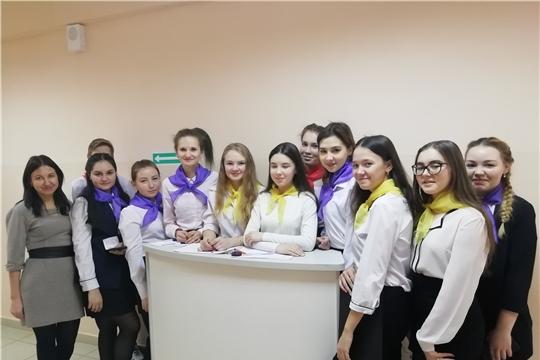 День открытых дверей в Чебоксарском профессиональном колледже имени  Н.В. Никольского