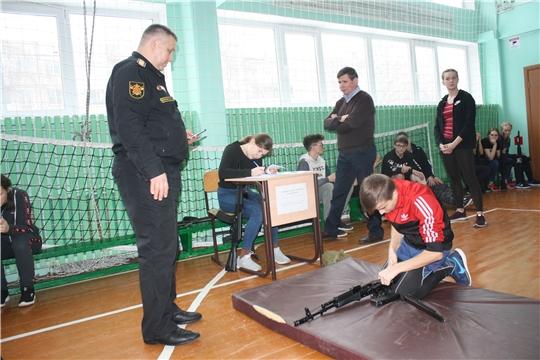 Прошли соревнования по военно-спортивному троеборью в рамках оборонно-массовой и спортивной работы