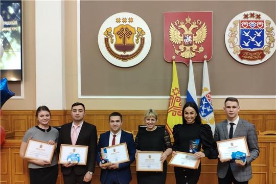 Студенты ЧПК – победители V ежегодного городского конкурса  «Мы - будущее города Чебоксары»