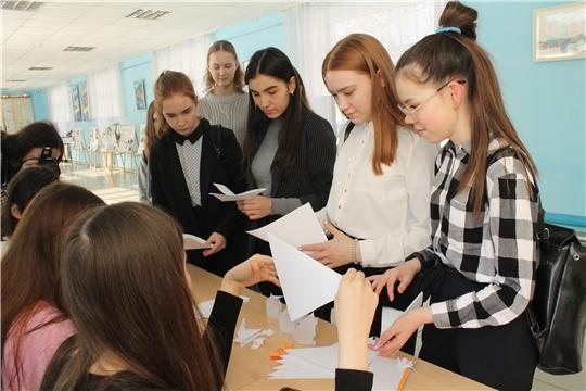 Неделя профессий в Чебоксарском профессиональном колледже им.Н.В. Никольского