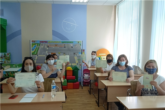 Завершилось обучение педагогов ДОУ по программе повышения квалификации  «Обучение детей мультипликации»