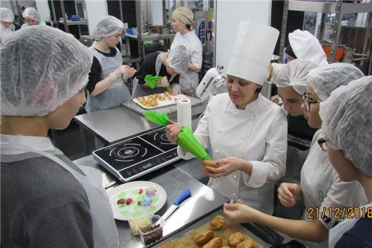 Школьники Чувашии – активные участники проекта «Билет в будущее»