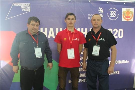 14 сентября 2020 года стартовали две площадки Финала VIII Национального чемпионата 2020 «Молодые профессионалы» (WorldSkills Russia)
