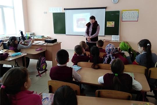 Уроки мужества о блокадном Ленинграде (Богатыревская с/б)
