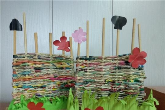 Итоги конкурса «Прикосновение к мастерству» (детский отдел МРБ)