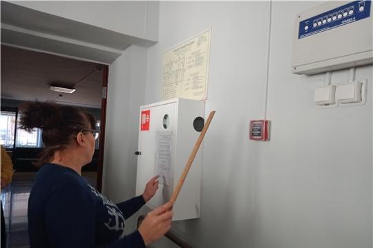 Мероприятие по пожарно-техническому учению