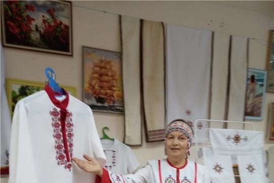 День чувашской вышивки