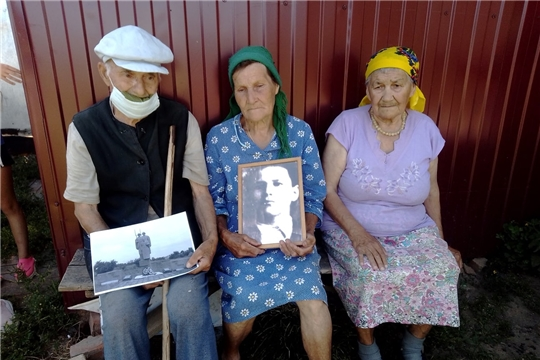Труженику тыла – 90 лет (Булдеевская с/б)