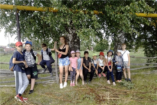 Краеведческая экскурсия по маршруту Булдеево - Урезекасы (Булдеевская с/б)