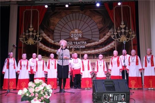 Торжественное мероприятие, посвященное 25-летию ООО «Союз пенсионеров России»