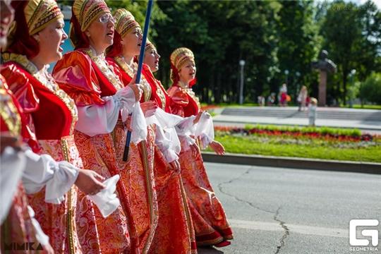 В День Республики 24 июня пройдёт онлайн-концерт участников XXVIII Всероссийского фестиваля народного творчества «Родники России»