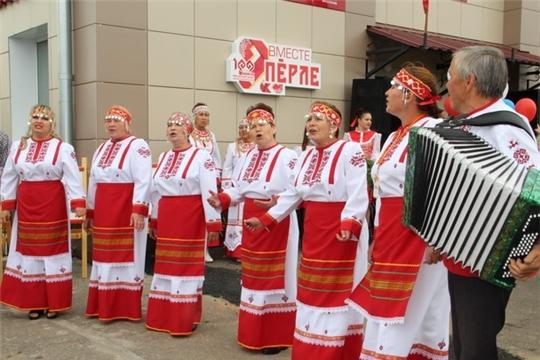 В канун Дня Республики состоялось открытие после капитального ремонта Чурачикского Дома культуры