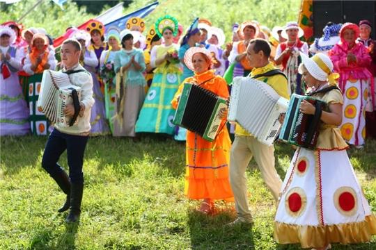 """Онлайн-фестиваль """"На перекрестке национальных культур"""""""