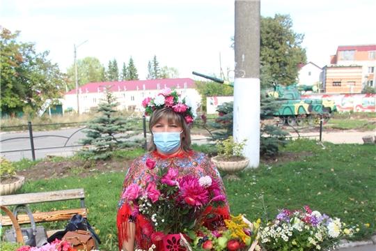 """Выставка-конкурс цветов, плодов и овощей """"Осенний вернисаж - 2020"""""""