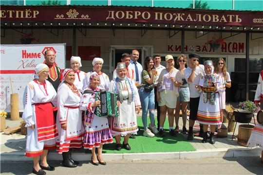 Блогеры России в Цивильске