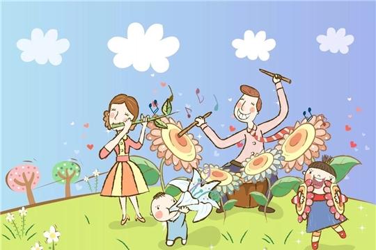 Конкурс семейного творчества «Семья - источник вдохновения» ко Дню семьи, любви и верности