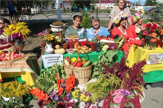 """Выставка цветов, плодов и овщей """"Осенний вернисаж - 2021"""""""