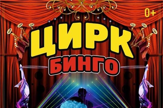 Цирковое представление 15 сентября в 19:00