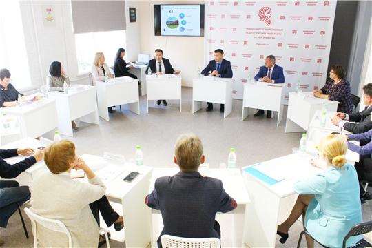 В столице состоялся круглый стол посвященный трудоустройству старшекурсников