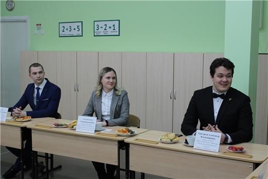 В Чебоксарах состоялся круглый стол с педагогами — победителями и призерами конкурсов