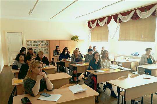 В столице проводятся методические семинары для школ, где есть трудности с обучением