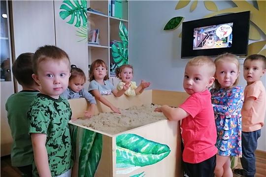 В детских садах столицы для успешной адаптации малышей созданы все необходимые условия