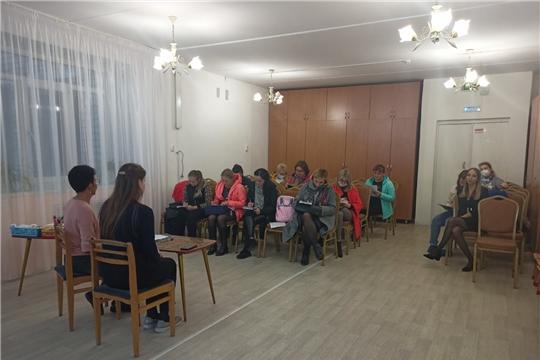 Родительское собрание в группе «Малинки»
