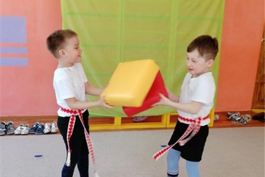 День чувашских игр «Игры Батыра»