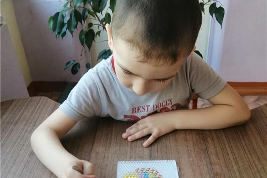 Игры с мозаикой