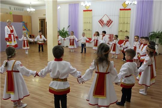 Неделя чувашской культуры продолжается