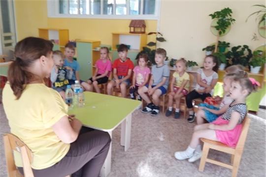 Что пить детям в жару?