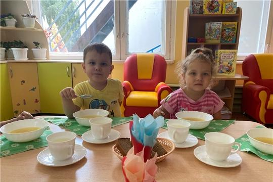 О пользе супа для детей!
