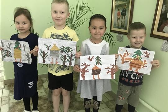 Урок изобразительного искусства в рамках квеста «Скоро в школу»