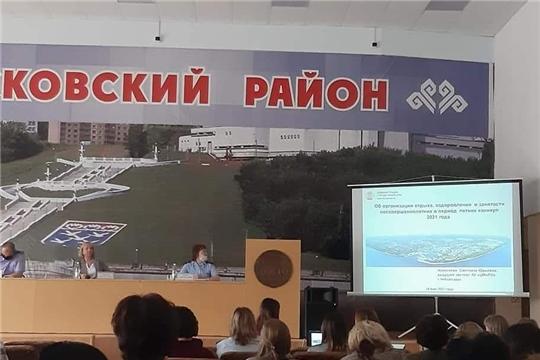 Сегодня состоялось заседание КПДН и ЗП
